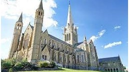 Sacred Heart Cathedral - Capstone Collections